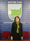 Jasmina Cikotić izabrana za predsjednicu Skupštine Opštine Plav
