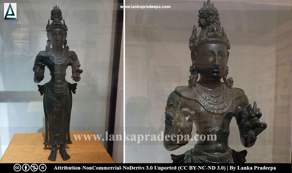 Kurunegala Vajrapani Statue
