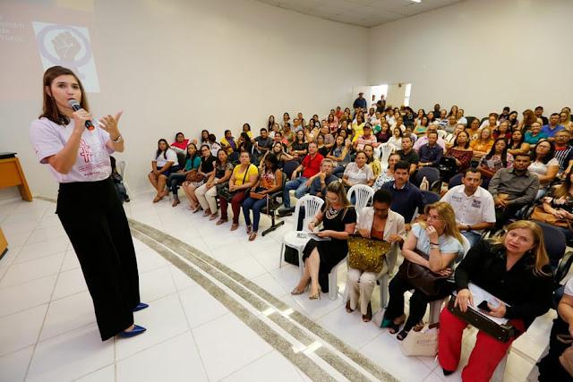 Agosto Lilás: população de Major Izidoro recebe orientações e serviços gratuitos