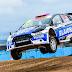 Rallycross: Villagra, Trelles y Pelaez en la apertura del CARX