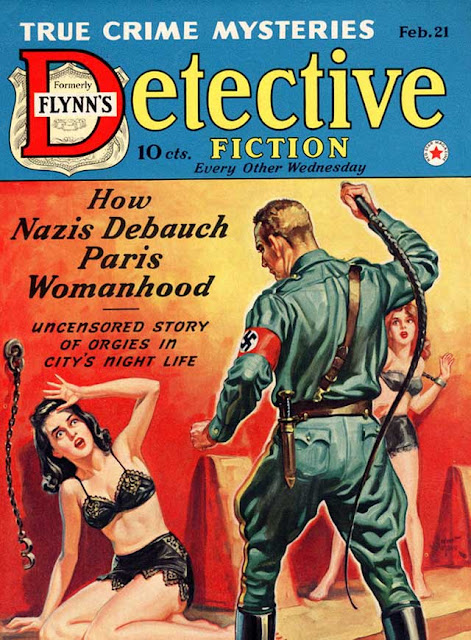 Detective Fiction, 21 February 1942 worldwartwo.filminspector.com