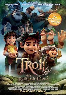 Troll e o Reino de Ervod - Poster & Trailer