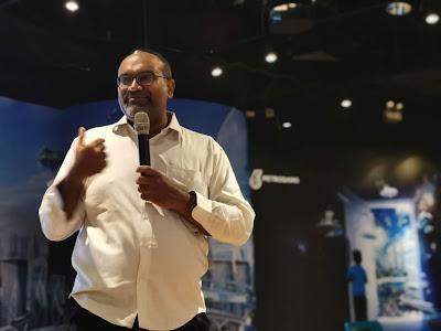 Bincang Masa Depan Pendidikan STEM Bersama JKD Pendidikan Negara, Dr Yunus
