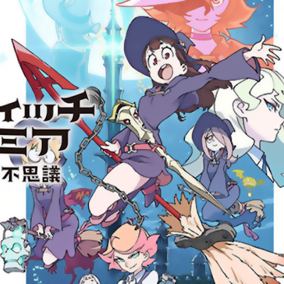 Little Witch Academia Audio Castellano 25/25 MEGA