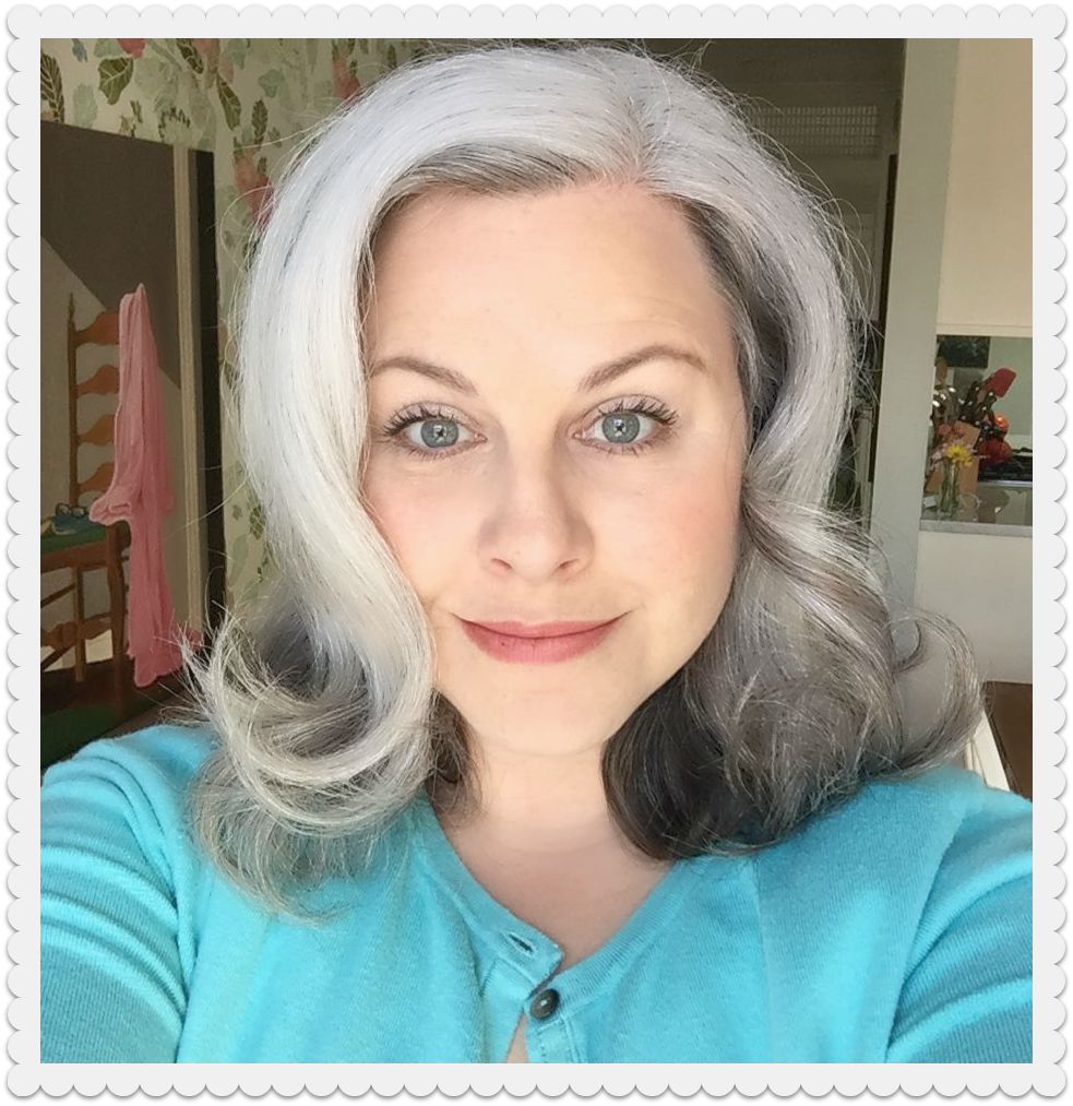 : Great Gray Hair Products and Makeup Round Up!