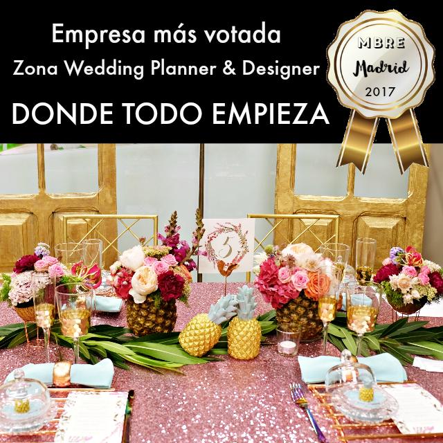 floristeria ocaflor - mi boda rocks experience madrid septiembre 2017