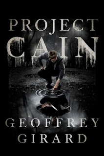 Project Cain by Geoffrey Girard | Cover Love