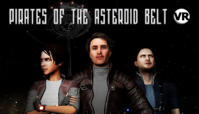 Pirates of the Asteroid Belt VR Free Download PC Game Cracked in Direct Link and Torrent. Pirates of the Asteroid Belt VR – Role-play shooter in VR. Your personal space adventure.