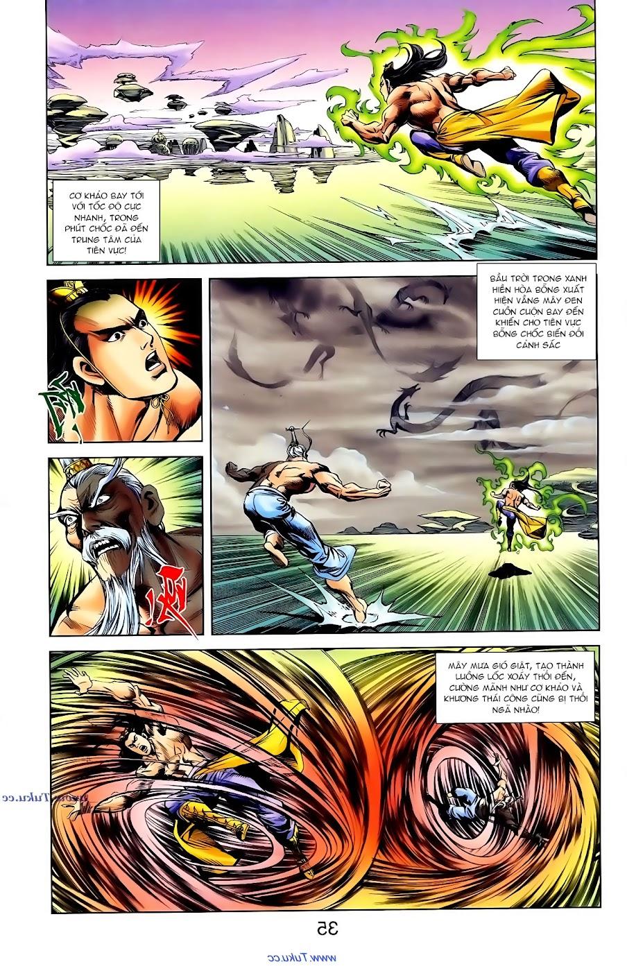 Cơ Phát Khai Chu Bản chapter 102 trang 30