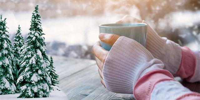 kış kahvesi nedir evde  nasıl yapılır - www.kahvekafe.net