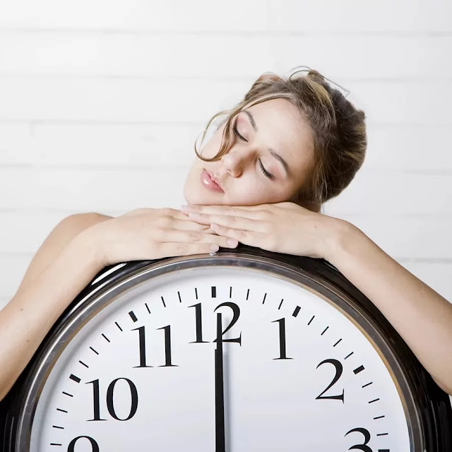 Go for at least 7-8 Hours of Sleep a Night