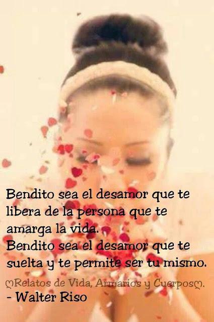"""""""Bendito sea el desamor"""" - Imagen"""