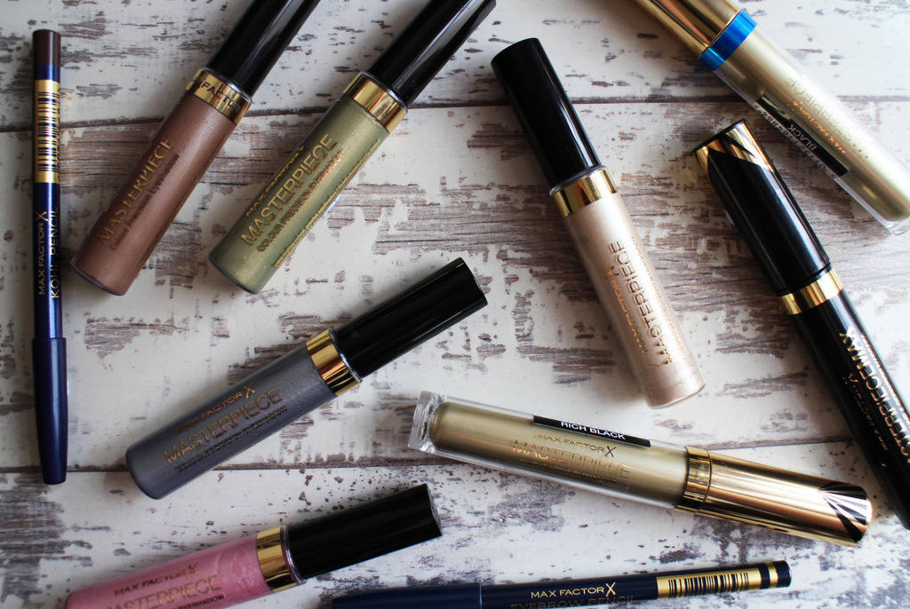 Max Factor Eye Collection