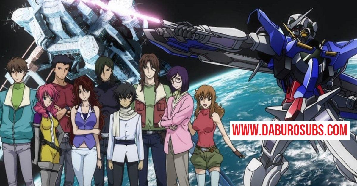 Gundam 00 Season 1