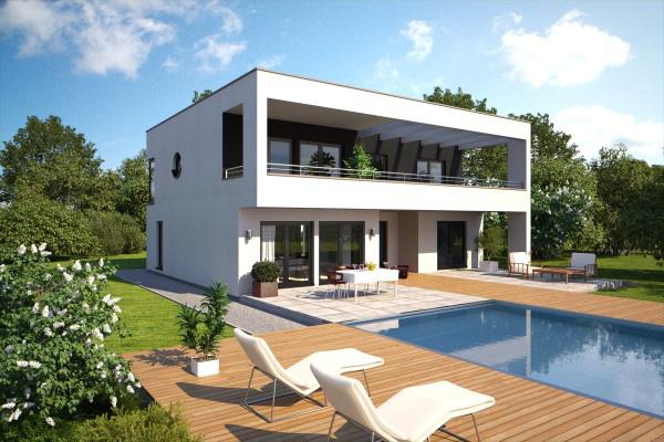 Sostenibilidad y construcci n ecol gica casas - Casas estructura metalica ...