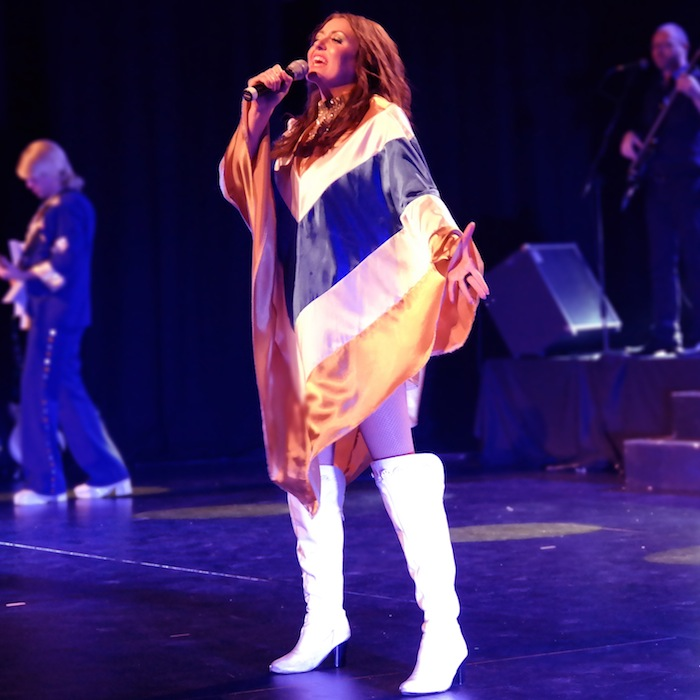 Kate Herbert Theatre Reviews The Abba Show Dec 15 2017