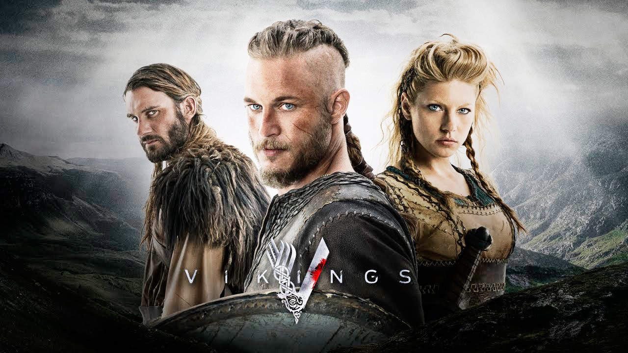 Vikings - 1ª Temporada [Dublado - DOWNLOAD]