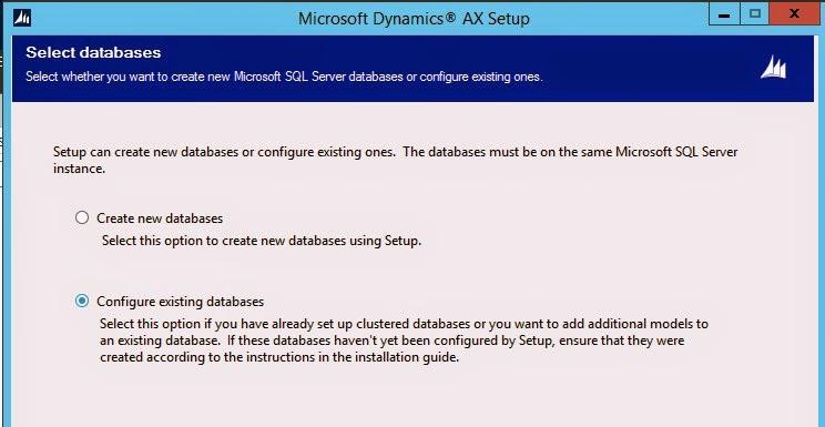 Giridhar Raj's Blog on Microsoft Dynamics AX: AX 2012 R2 to