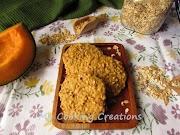 Овесени бисквити с лешници и кокос * Biscotti granola con cocco e nocciole