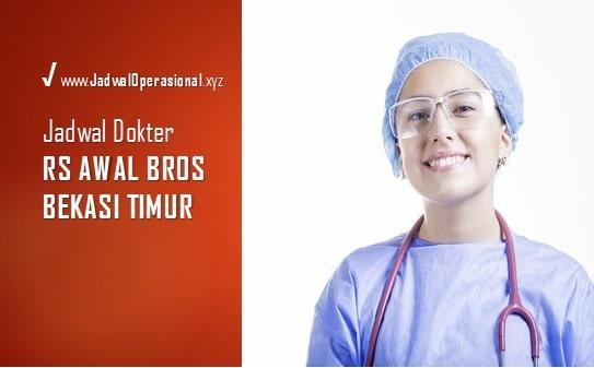 Jadwal Dokter RS Awal Bros Bekasi Timur