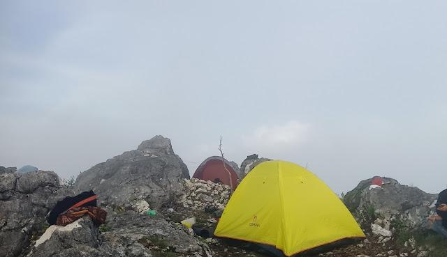 Gunung Parimata, Randan Batu