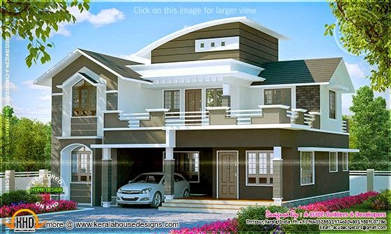 Well designed villa