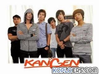 Download Kumpulan Lagu Terpopuler Kangen Band Full Album RAR