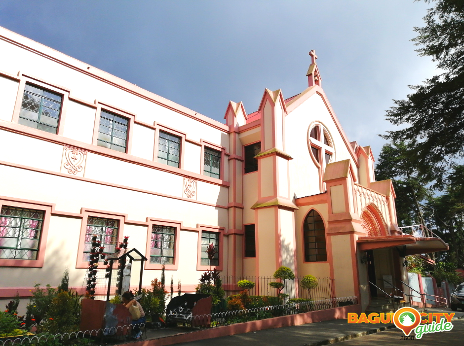 Baguio City Break Up Curse, Pink Sister Convent