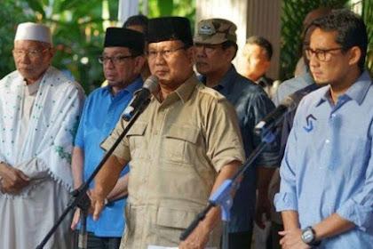 BERITA TERBARU 29 JUNI 2019 - Hasil MK, Pernyataan Prabowo Sangat Menyejukkan