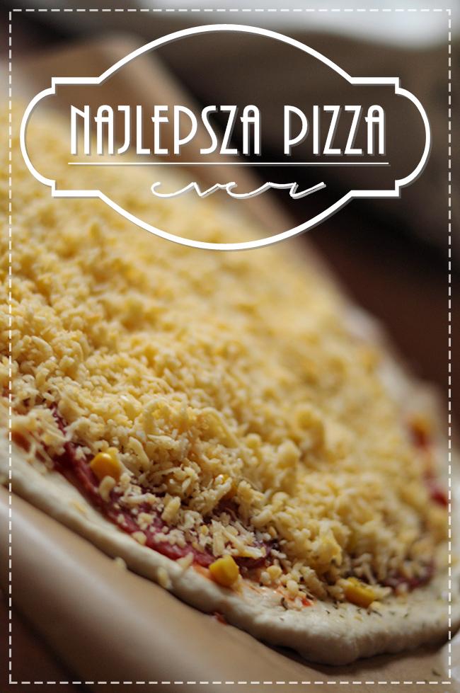 pizza, kolacja, walentynki, urodziny, kuchnia, pieczenie
