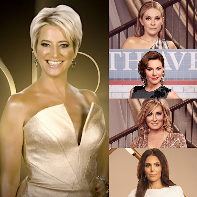 Dorinda Medley Shares An Update On Her Friendships With Former 'RHONY' Co-Stars!