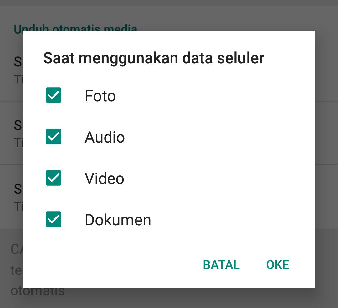 Cara Terbaru Agar Gambar Dan Video Wa Tidak Tersimpan Di Galeri Android Beriman Blog