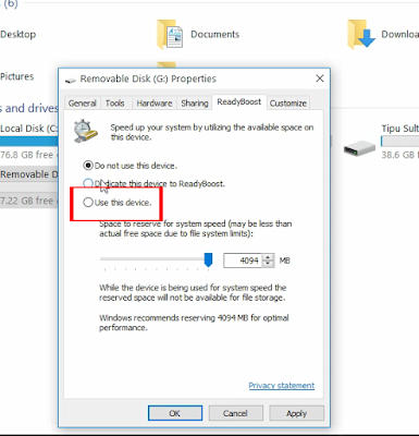 How to use your Pendrive as a RAM?