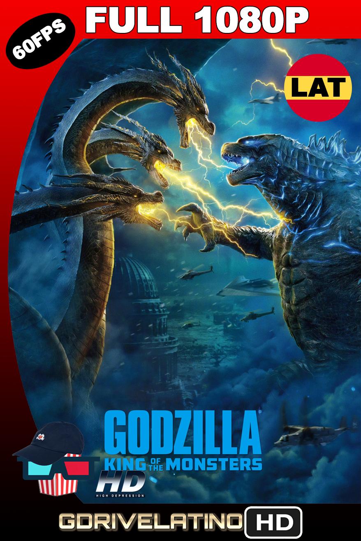 Godzilla 2: Rey de los Monstruos (2019) BDRip 1080p H265 10Bits (60 FPS) Latino-Ingles MKV