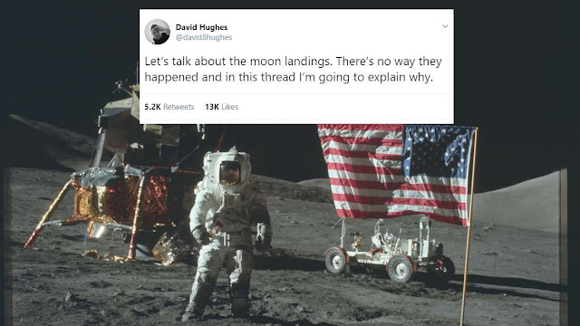 This Is The Most Convincing Evidence We've Seen That The Moon Landings Were Faked