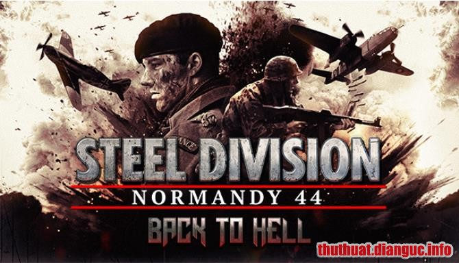 Download Game Steel Division: Normandy 44 Full Cr@ck