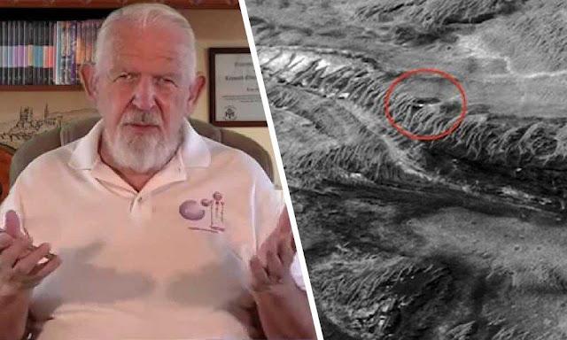 CIA tìm thấy căn cứ bí mật người ngoài hành tinh trên Trái Đất bằng ngoại cảm