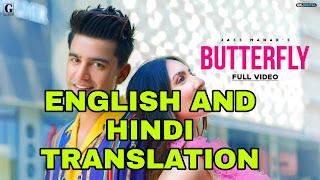 Butterfly-Lyrics-Translation-in-English-hindi