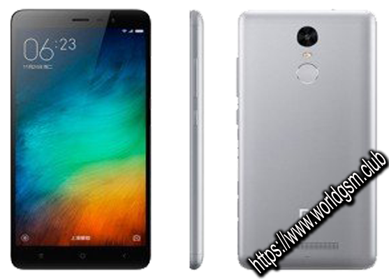 Xiaomi Redmi Note 3 SE Official Firmware is Full Free Download