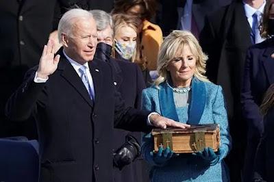 Joe Biden Sworn in as America 46th President
