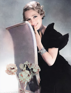 Mary Pickford In Color