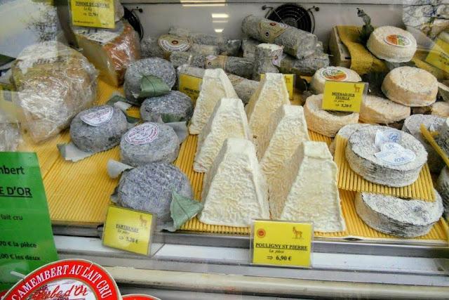 Paris to Normandy Road Trip: Caen Farmers Market