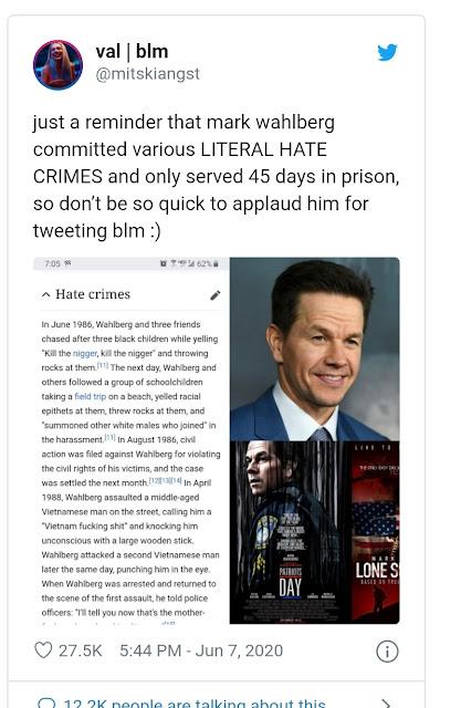 mark wahlberg wikipedia hate crime