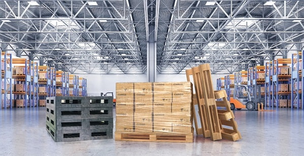 how to recover lost pallets inventory management system