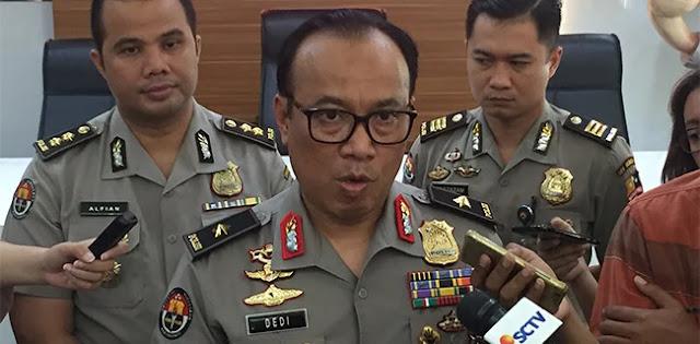 Polri: Survei Polisi Mendata Dukungan Pilpres untuk Mapping Potensi Konflik