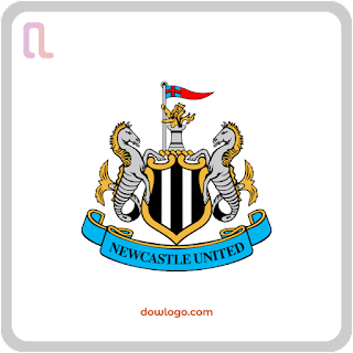 Logo Newcastle United Vector Format CDR, PNG