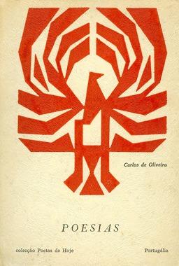 Homem dos Livros - Alfarrabista - Old Books - Livres Anciens: Oliveira, Carlos  de - Poesias
