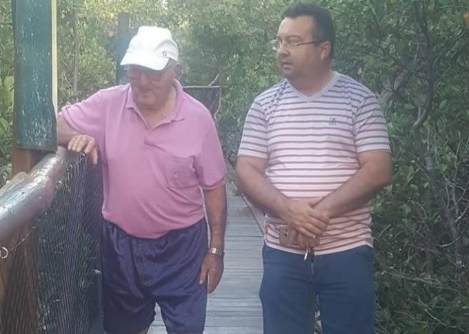 Morre o ex-prefeito de Grossos, José Mauricio