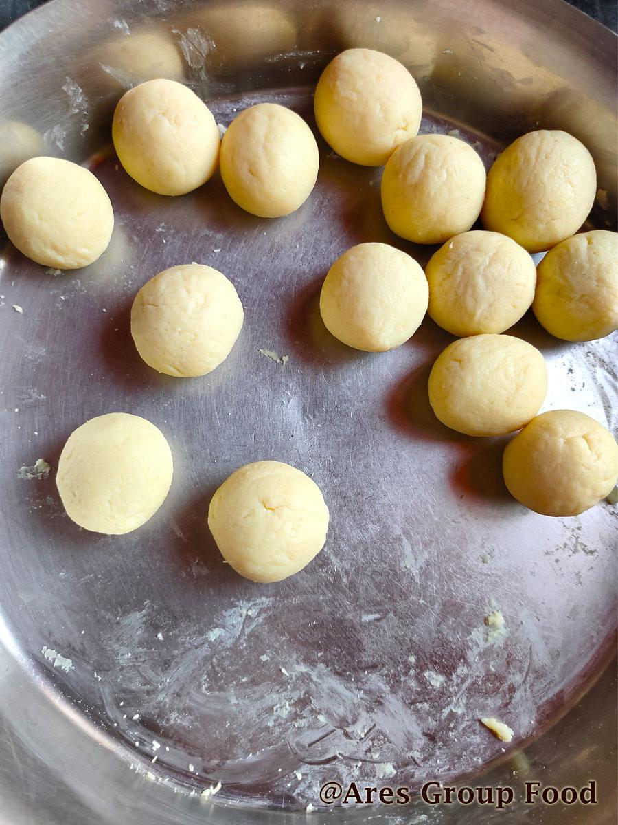 gulaab jamun recipe