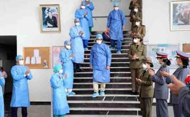 42 حالة شفاء بجهة طنجة تطوان الحسيمة